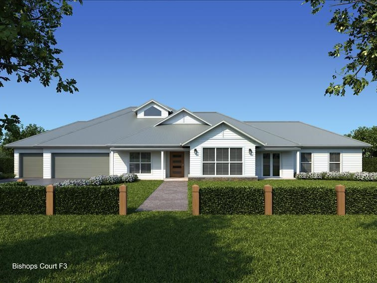 Beautiful Acreage Opportunity Integrity New Homes House And Land