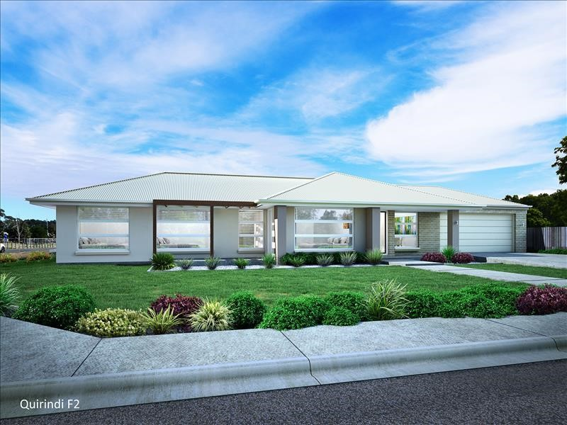 Lot 8, Grandview Place, Quirindi, 2343 - House And Land Package