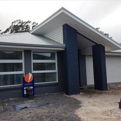 Another Hunter Valley Home Nears Completion