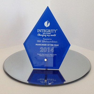 Integrity New Homes Whitsundays wins an award