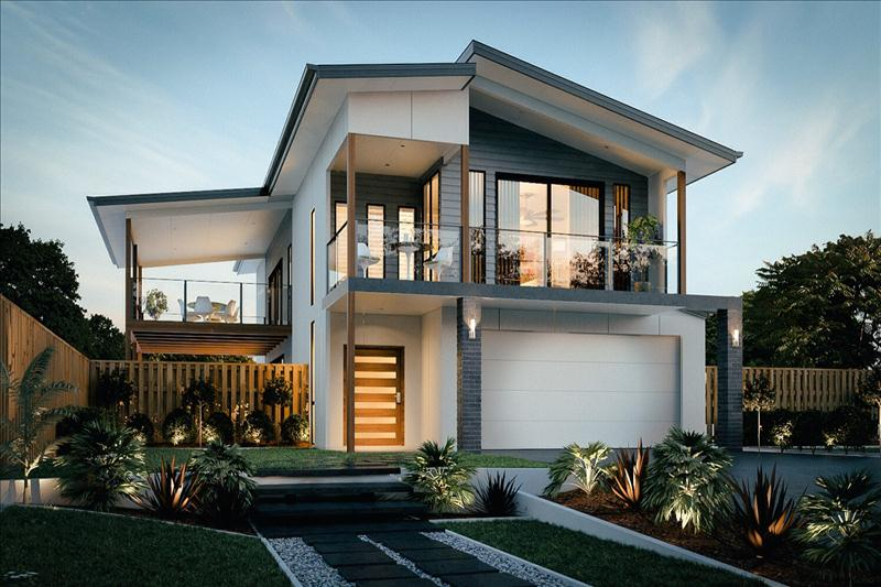 Double Storey Design Build For Whitsunday Acres