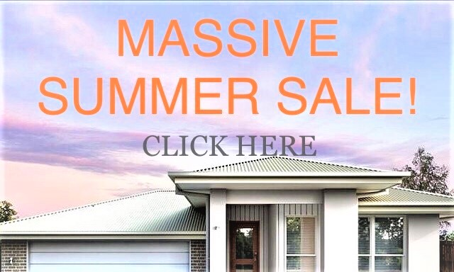 Massive Summer Sale 2019