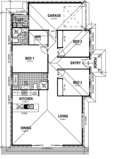 Rare Opportunity in Darlington floor plan - 11A Klar Avenue, Darlington, 5047