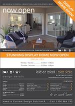 mid north coast display home
