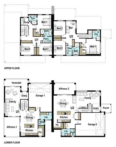 H&L Whitby 470 - Lot 1 Glossop Street St. Marys floor plan - Lot 1, Glossop Street, St. Marys, 2760