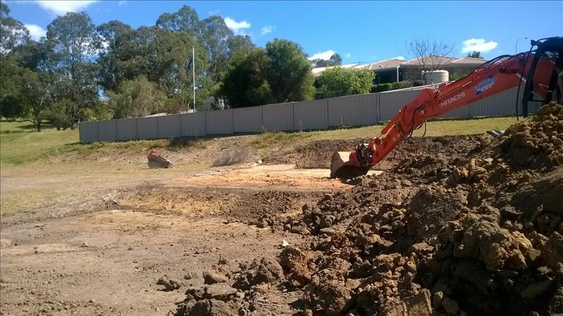 1st HOME TO BE BUILT AT BALWARRA HEIGHTS ESTATE, SOUTH GRAFTON