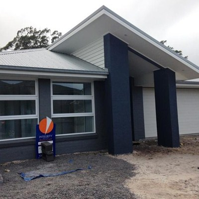 Integrity Home Nears Completion