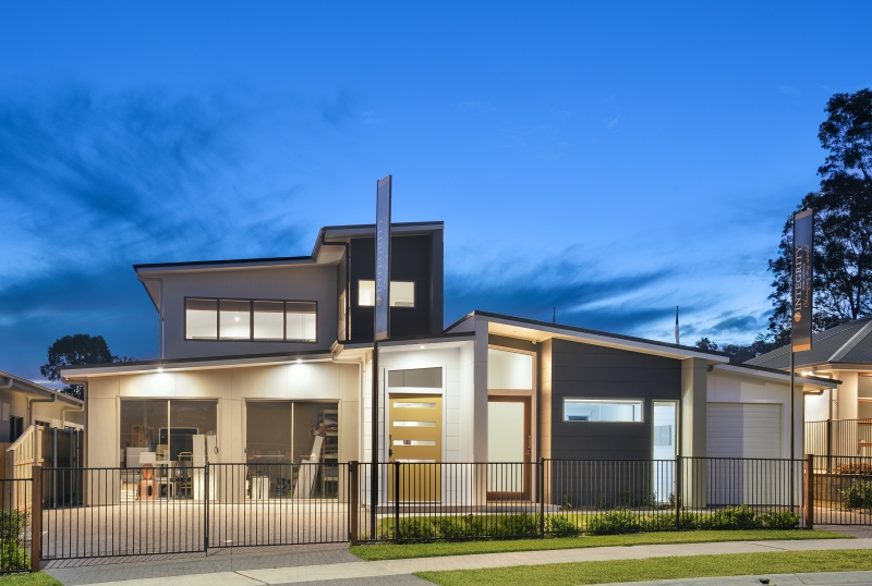 duplex display home hunter valley