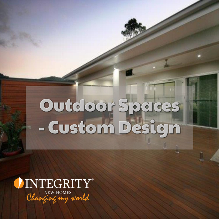 Outdoor Spaces and Custom Design