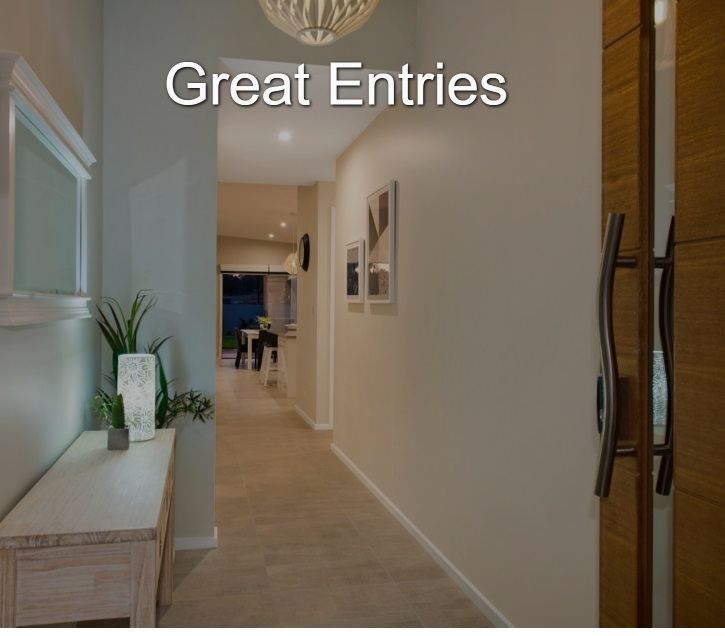 Great Entries | The Entry of YOUR home.
