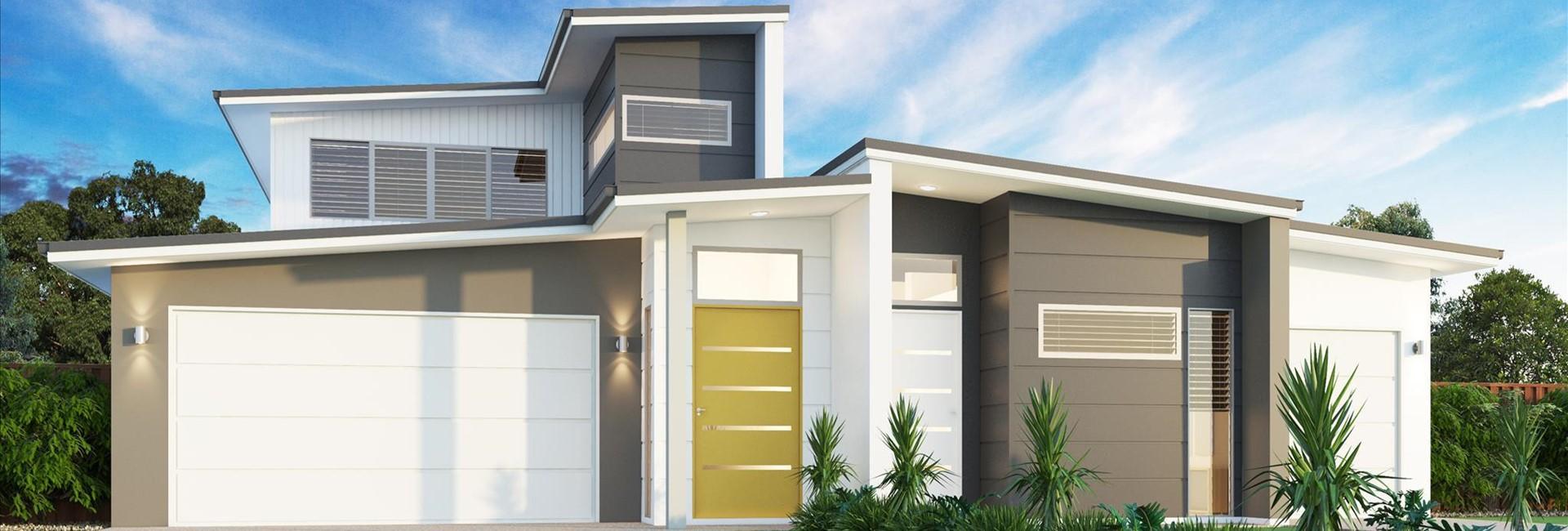Duplex House Plans Australia