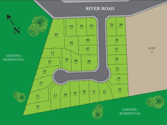 Lot 07, THE RIVER ESTATE, 70 River Road, Tahmoor NSW Integrity New Homes House And Land