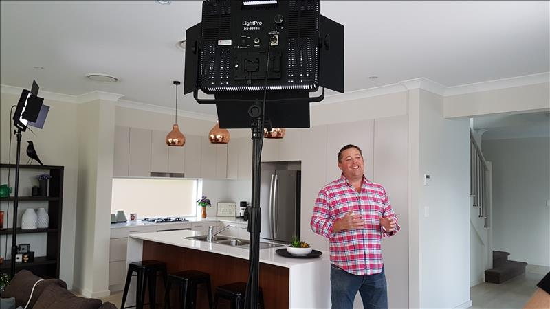Television Advertisement Recorded for INH South West Sydney