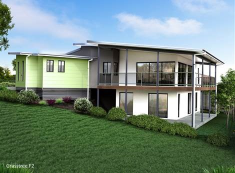 NEW GRASSTREE REDESIGNS DRAW IN BUNYA MOUNTAINS BUYERS