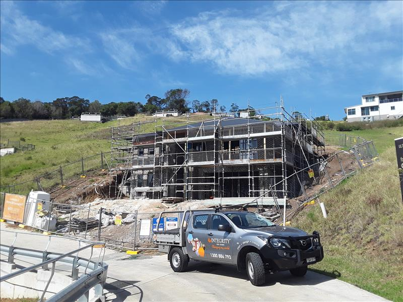Sloping & Challenging Site Specialists