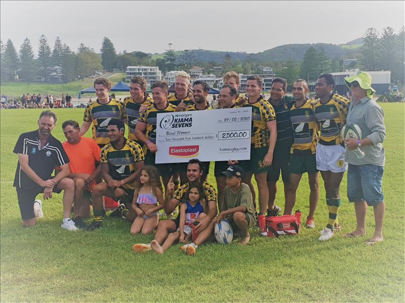 Kiama Rugby 7's Community Event