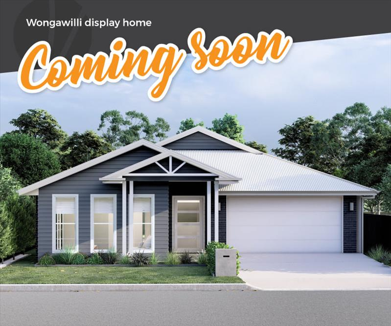 Wongawilli Display Home - Coming Soon!