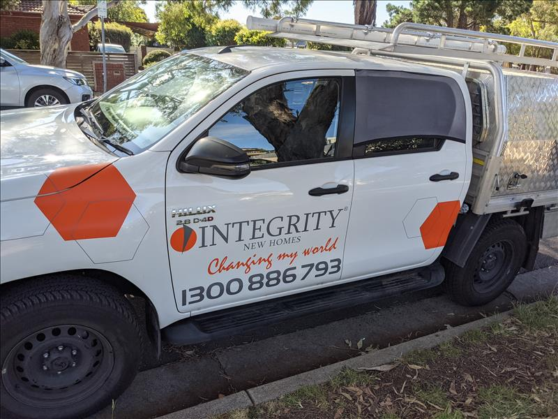 Melbourne East Builder hits the road