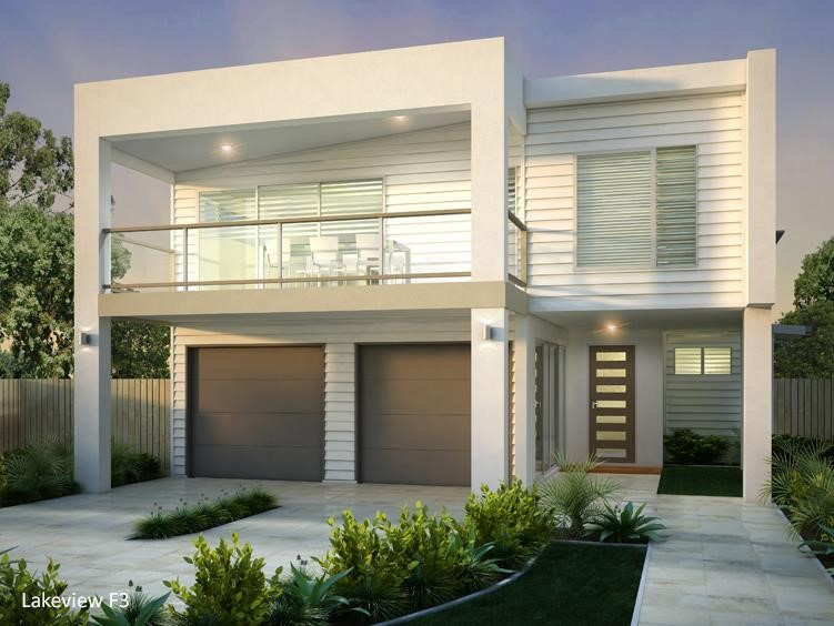 House Design Render Lakeview 275