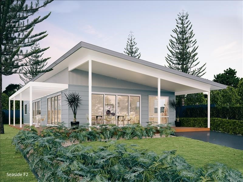 House Design Render Seaside 160