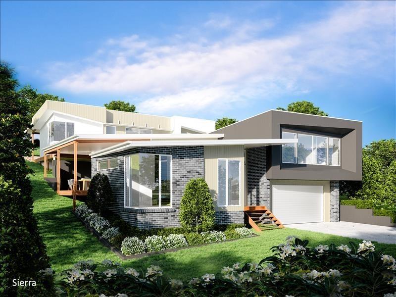 Sierra 365 Design Detail and Floor Plan | Integrity New Homes