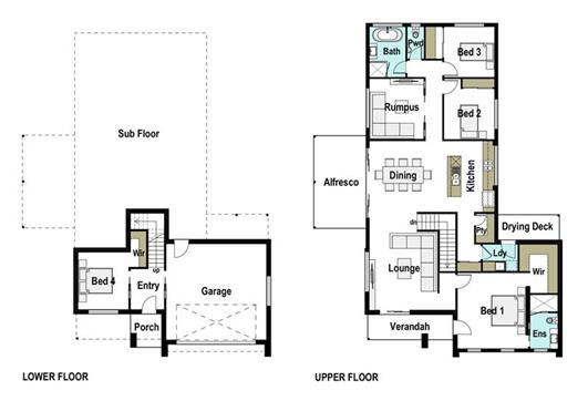 Pacific 255 Design Detail And Floor Plan
