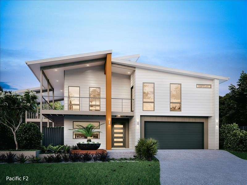 House Design Render Pacific 255