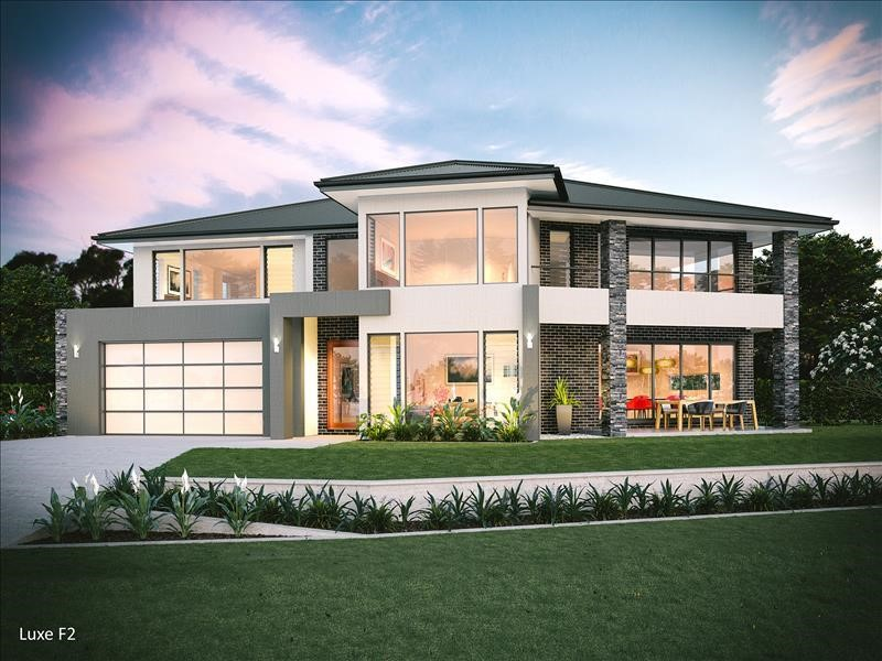 House Design Render Luxe 445