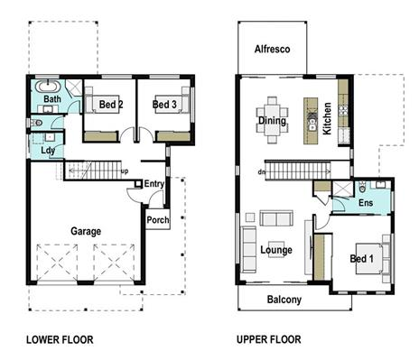 House Design Floor Plan Lakeview 225