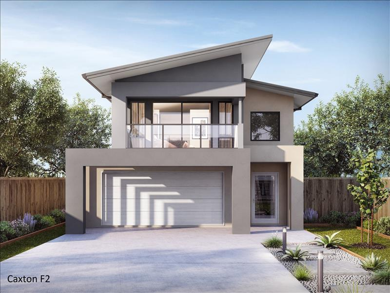 House Design Render Caxton 270