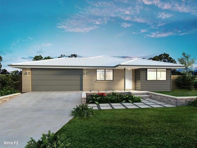 House Design Render Kirra 185