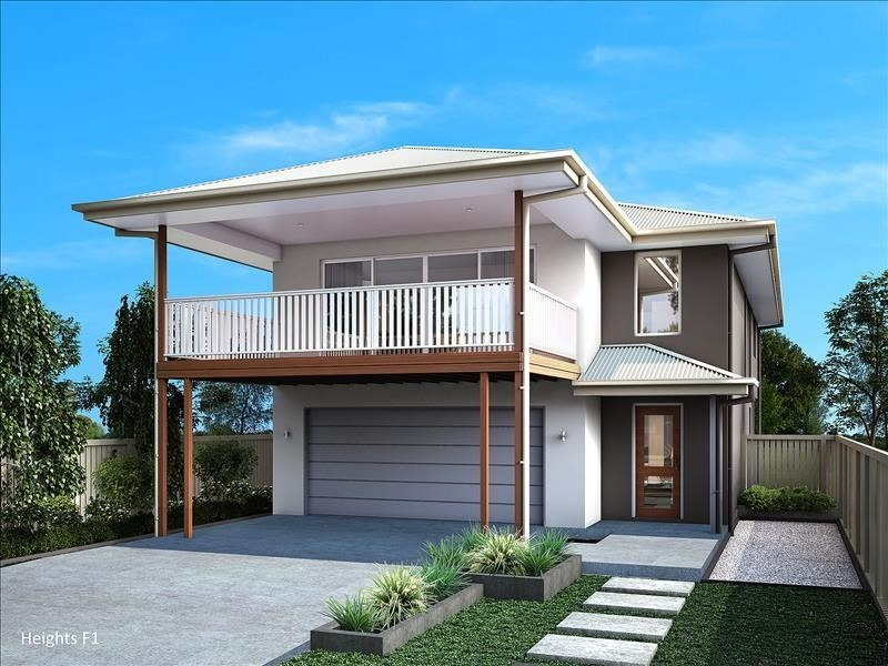 House Design Render Heights 275