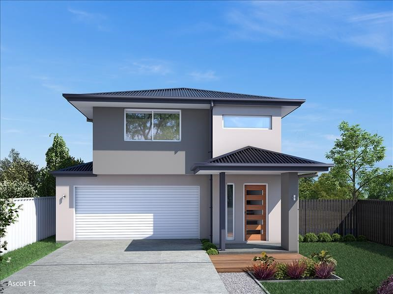 House Design Render Ascot 260