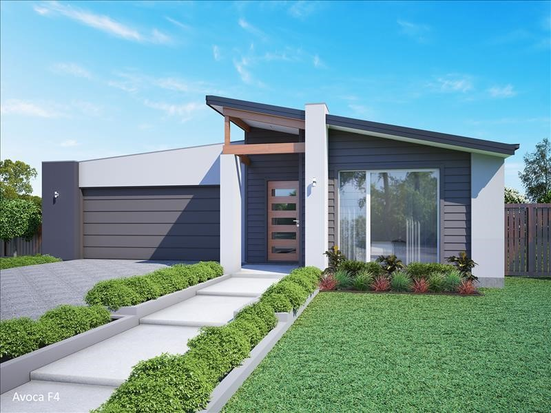 House Design Render Avoca 235