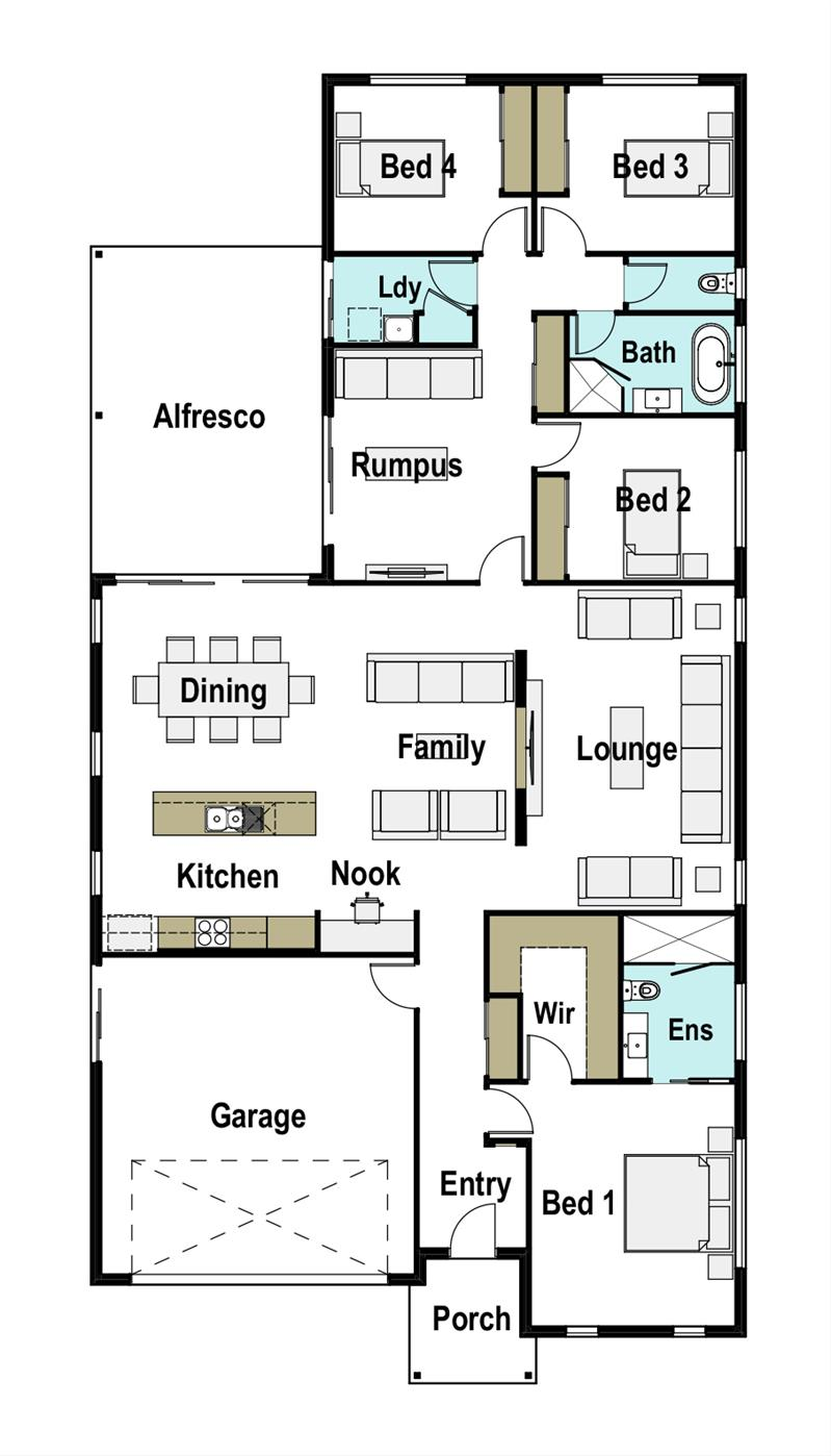 Avalon 260 Design Detail And Floor Plan Integrity New