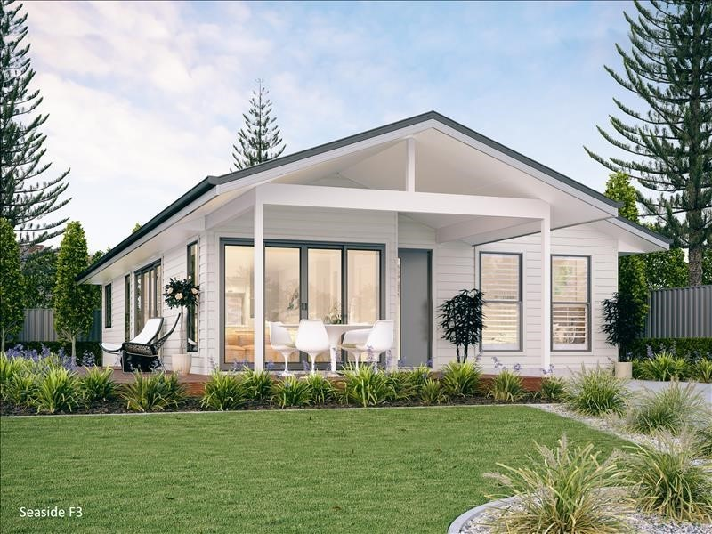House Design Render Seaside 130