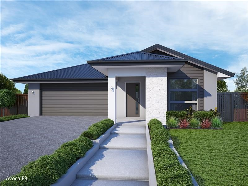 House Design Render Avoca 205