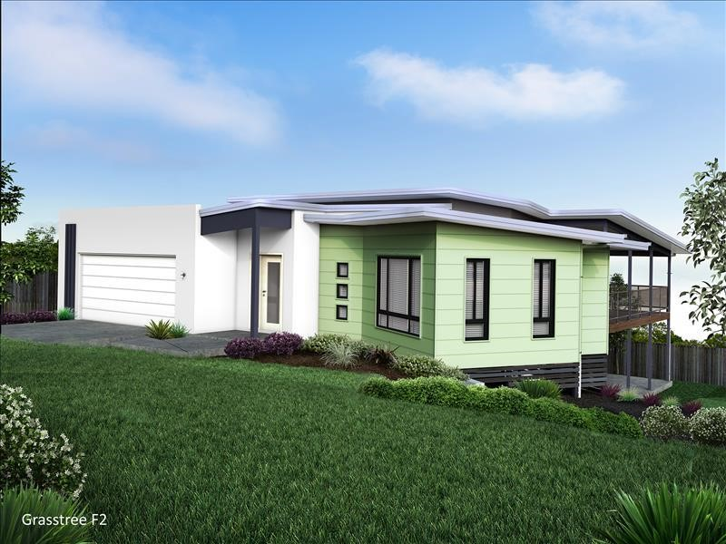 House Design Render Grasstree 265