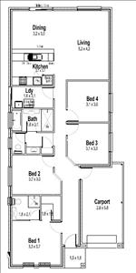 House Design Floor Plan Madrid 19