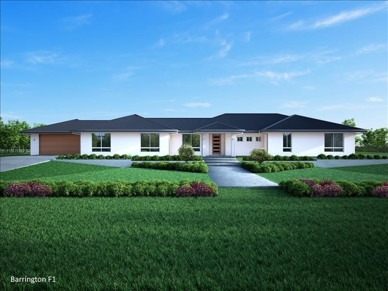 House Design Render Barrington 240
