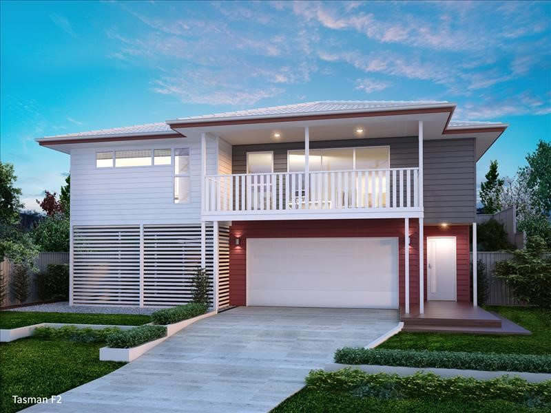 House Design Render Tasman 260
