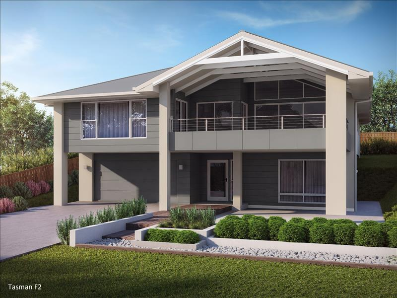 House Design Render Tasman 290