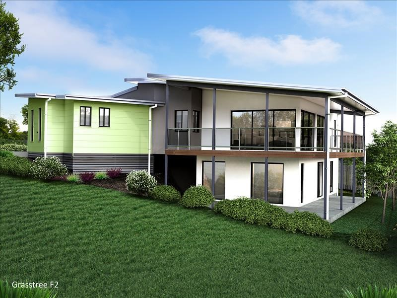 House Design Render Grasstree 290