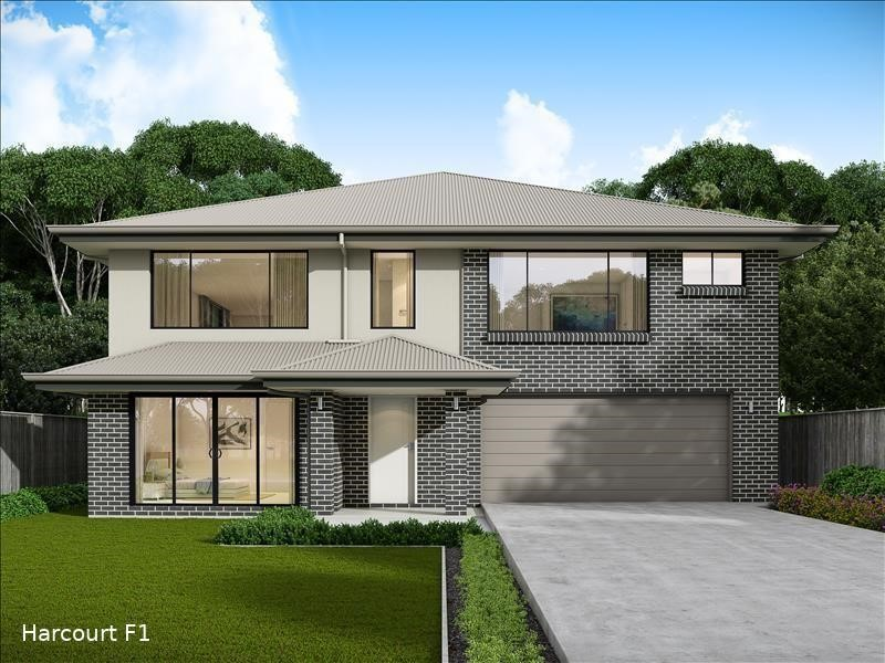 House Design Render Harcourt 265