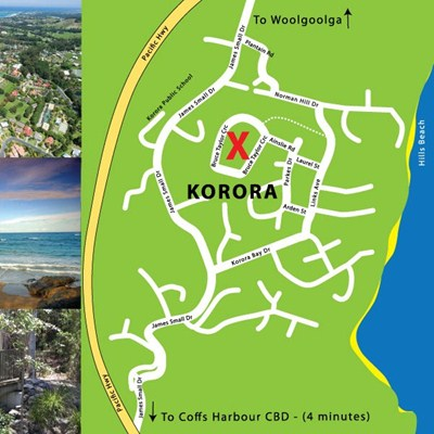 Korora Haven! Time to plan and create your new home