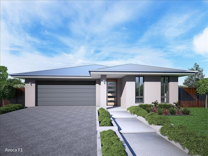 Lot 25, Explorers Way Northern Lights Estate, Tamworth, 2340 - House And Land Package