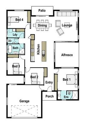 House Design Floor Plan Aspect 230