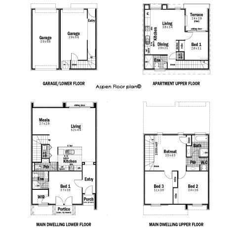 call us today for more information on custom designing your new home!