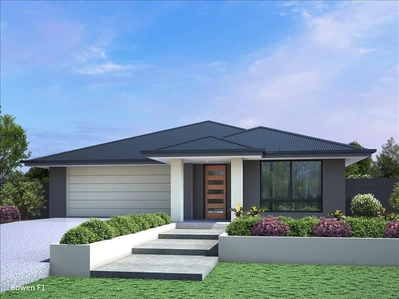 House Design Render Bowen 185