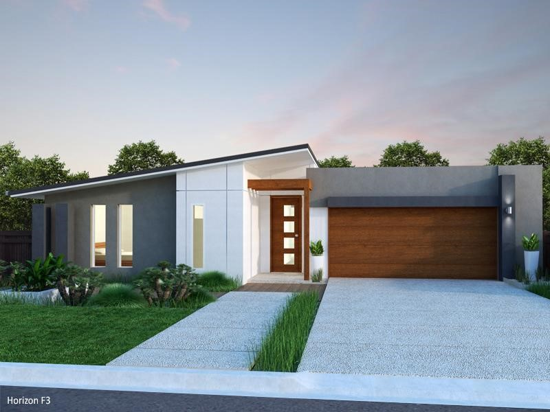 House Design Render Horizon 280